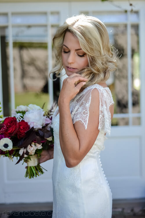 Tulbagh hair and makeup
