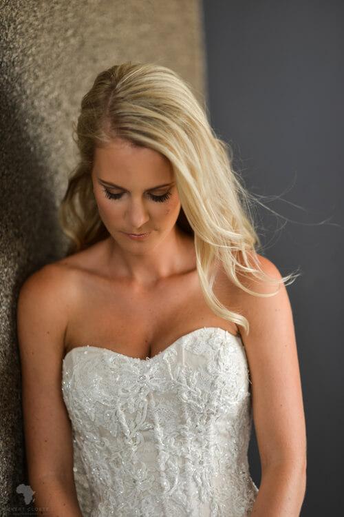 Vrede en Lust Bridal makeup artist