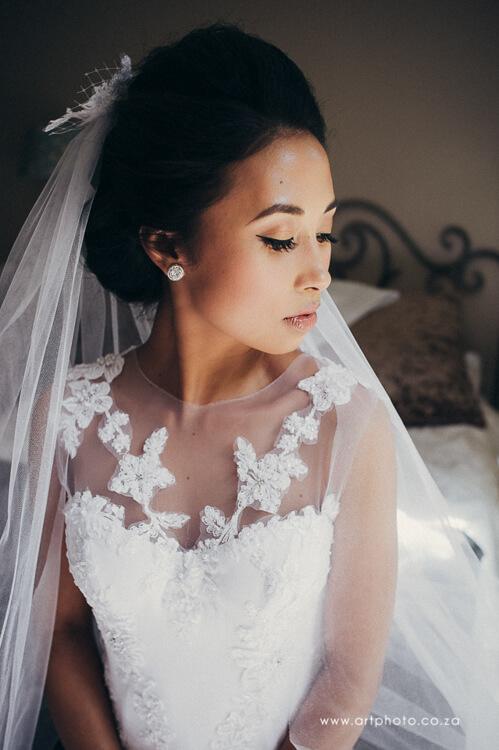 Stellenbosch Bridal makeup artist