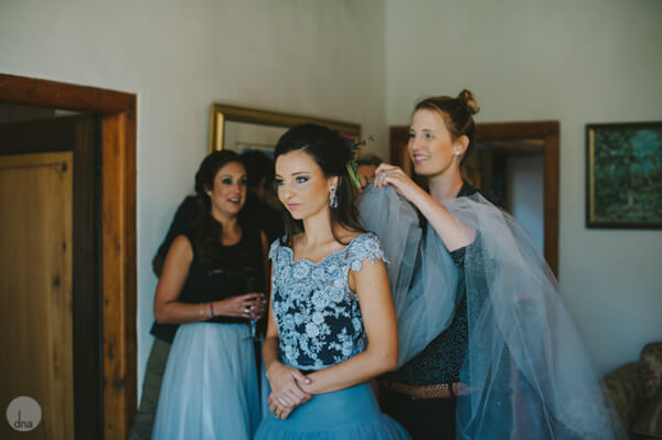 Stellenbosch Bride